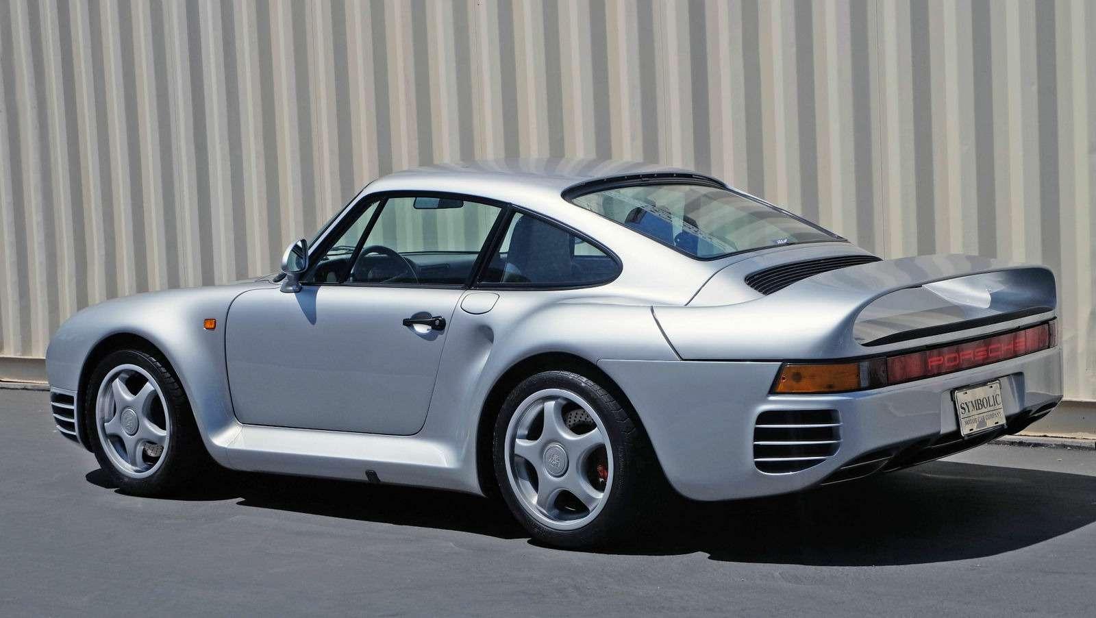 Porsche 959: еще один классик замиллион— фото 640254