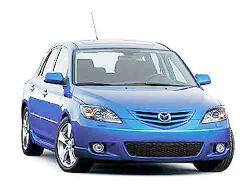 Новая Mazda напути вРоссию— фото 40516