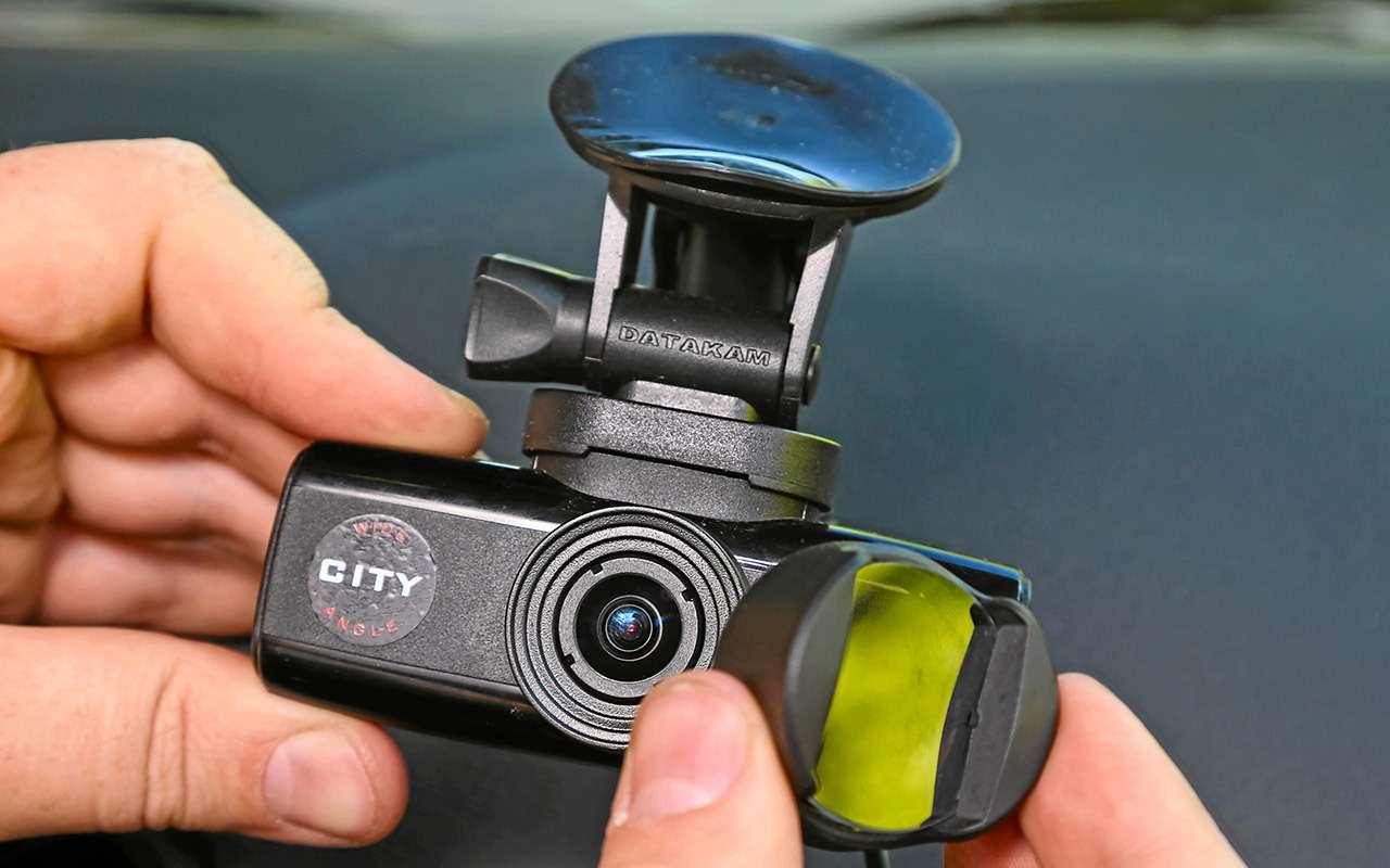 Тест видеорегистраторов: незачем переплачивать!— фото 884089