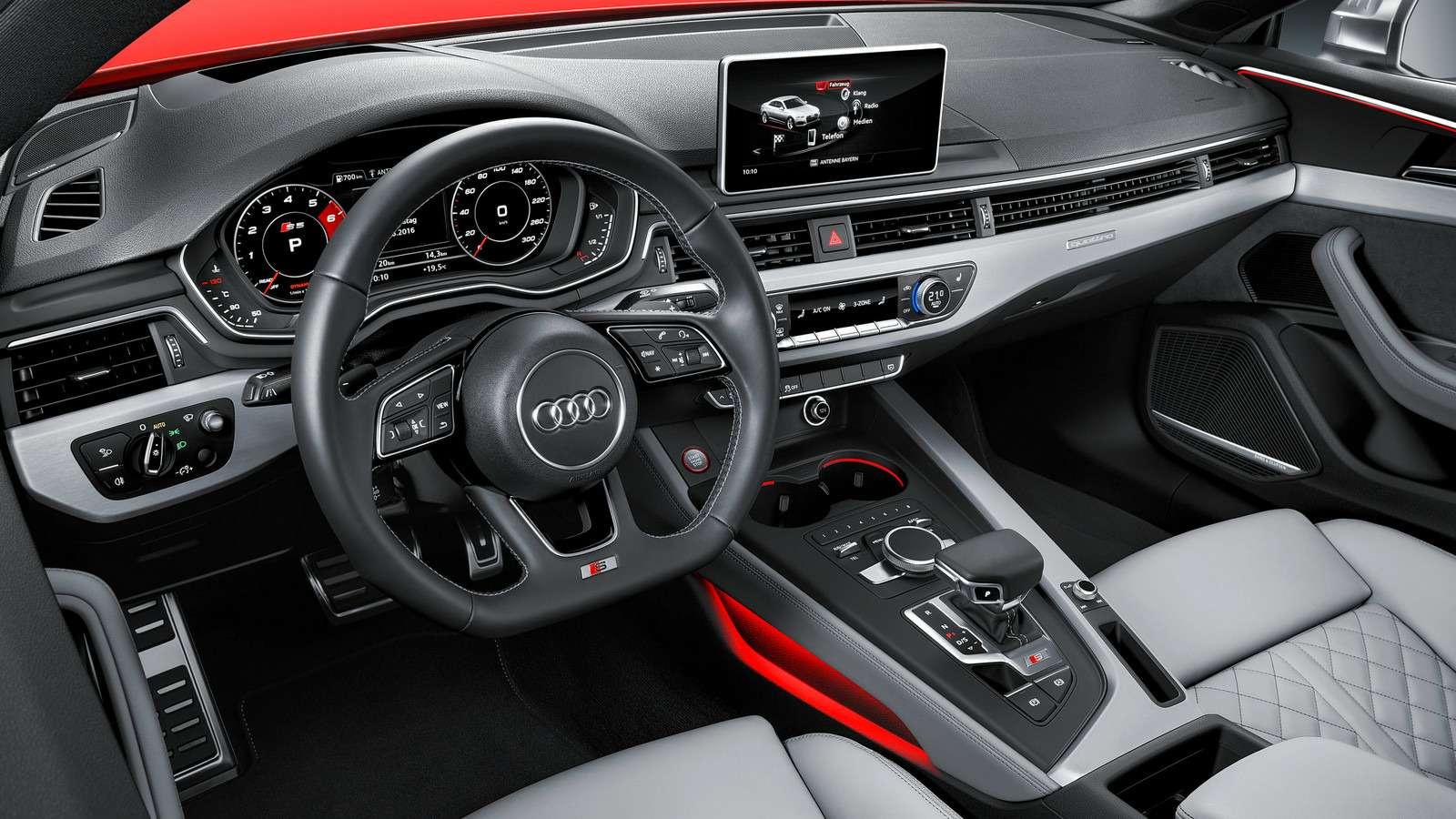 Новый Audi A5не стал «ломать глаза»— фото 594585