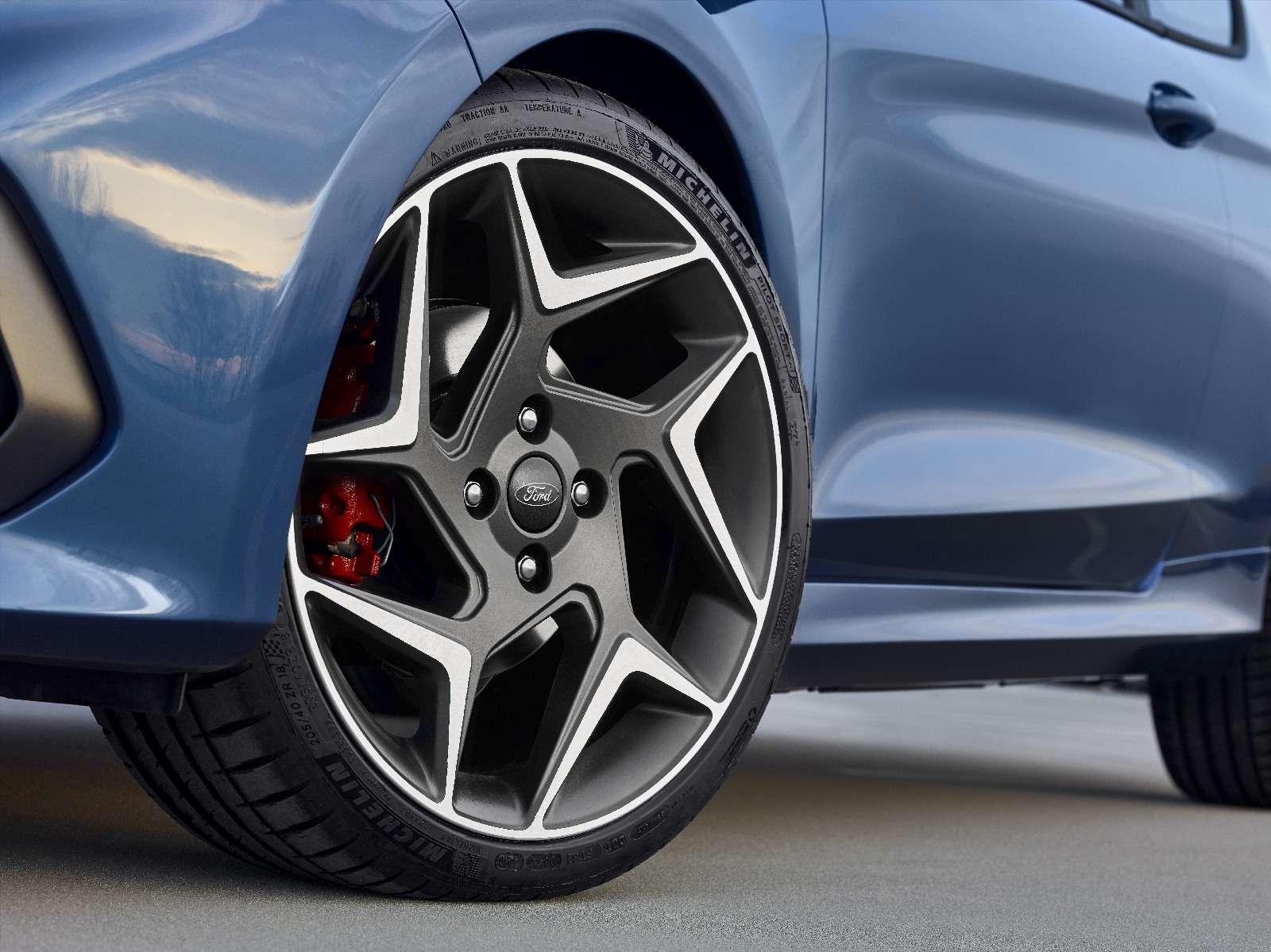 Новый Ford Fiesta ST: два «горшка» иодин врезерве— фото 712971
