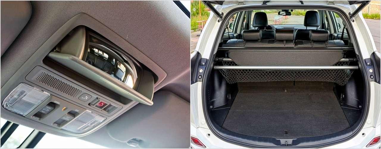 Toyota RAV4или Camry: длядома, длясемьи— фото 845645