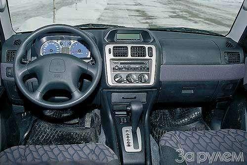 Mitsubishi Pajero Pinin.