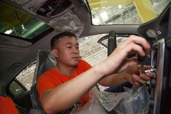 Volvo изКитая появятся вСША вэтом году