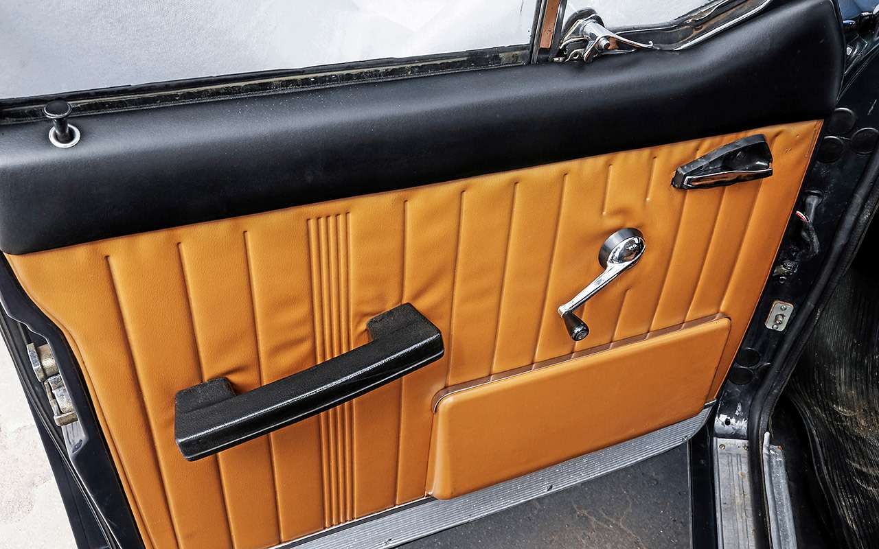 Самый желанный автомобиль вСССР: тест недоступной Волги— фото 992092