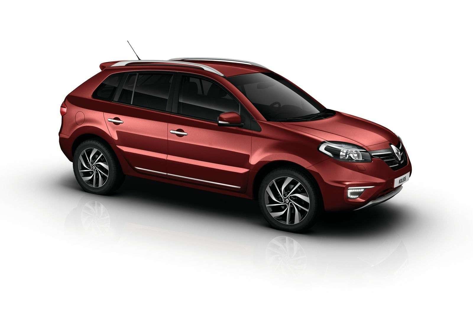 Renault привезет вРоссию Koleos спередним приводом за1,3млн рублей— фото 376736