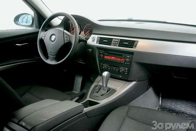 Тест Audi A42.0, Volvo S402.4, BMW 320i, Mercedes-Benz C230 Kompressor. Noblesse oblige— фото 56462