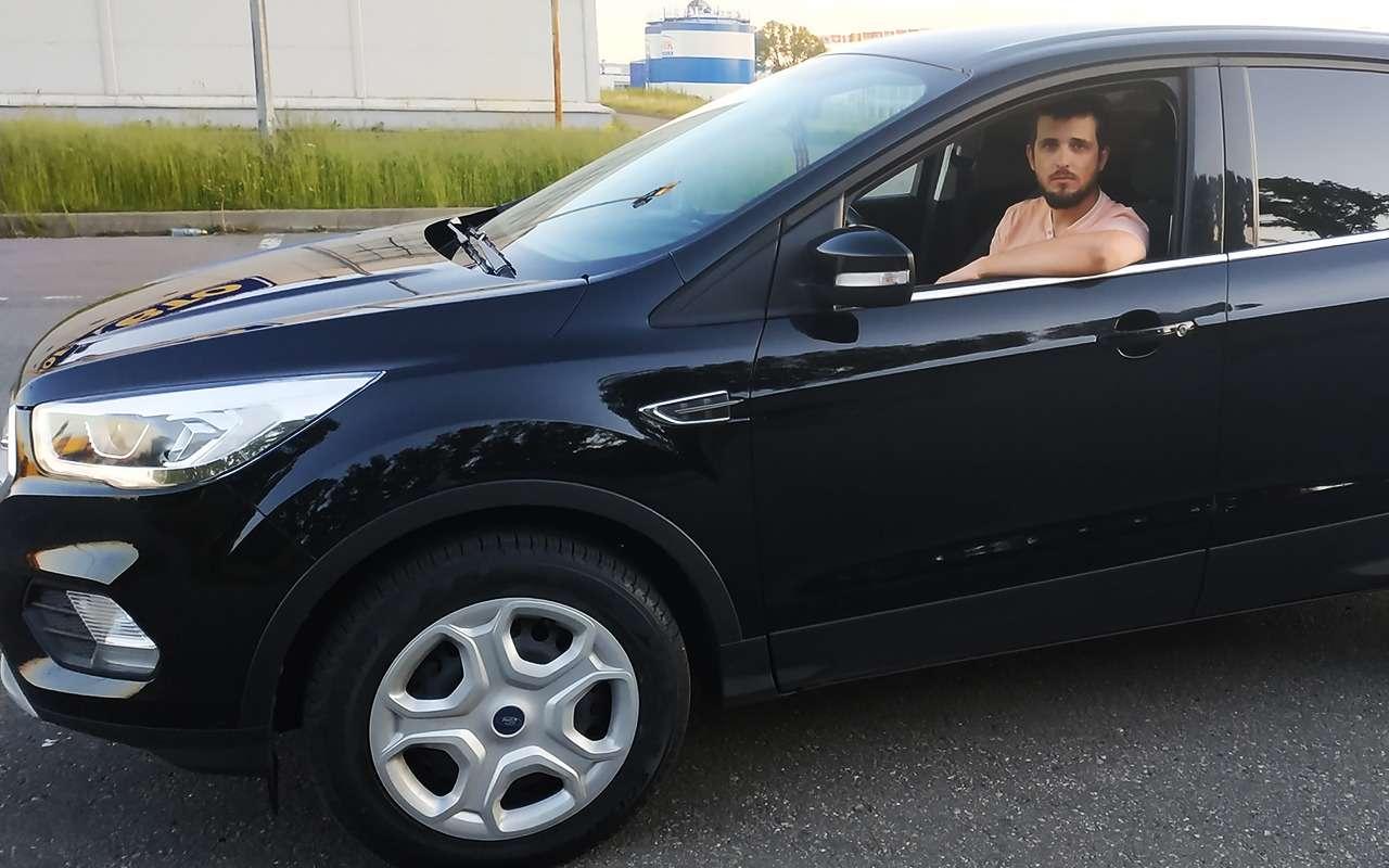 Семья будет довольна: честный отзыв владельца Ford Kuga— фото 980440