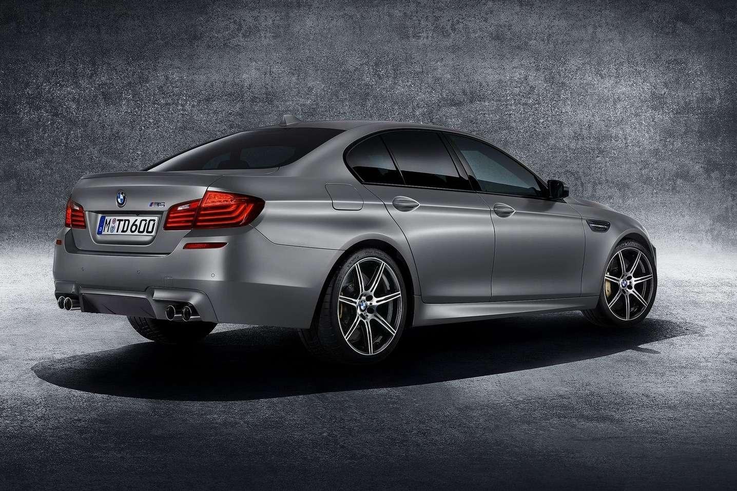 BMWM530 Jahre M5