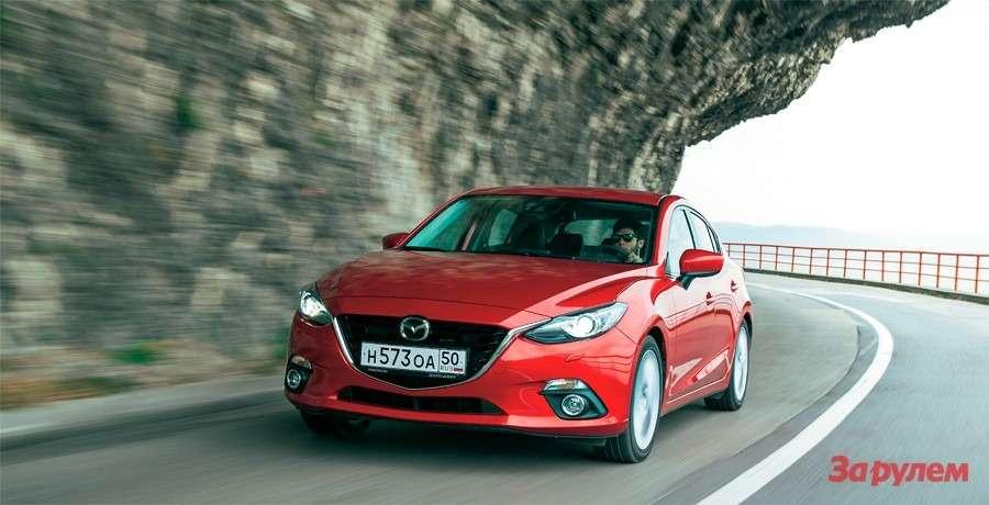 Новая Mazda3: вперед впрошлое! — фото 260626