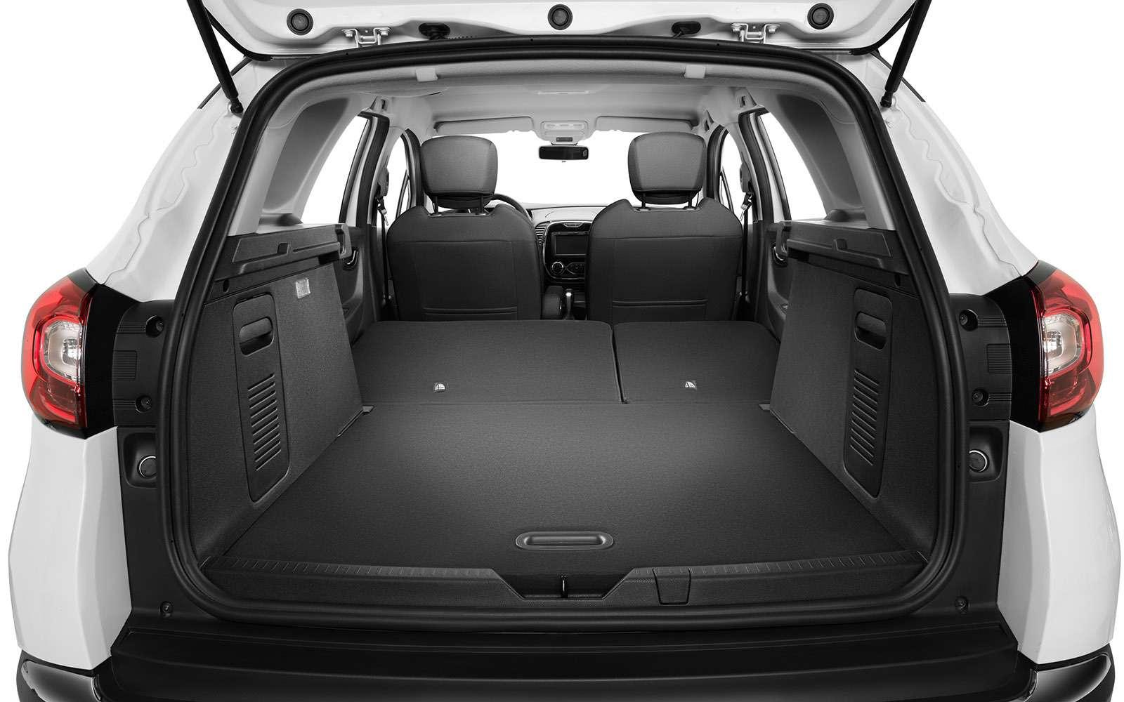 Hyundai Creta или Renault Kaptur: какой кроссовер выбрать? — фото 611179