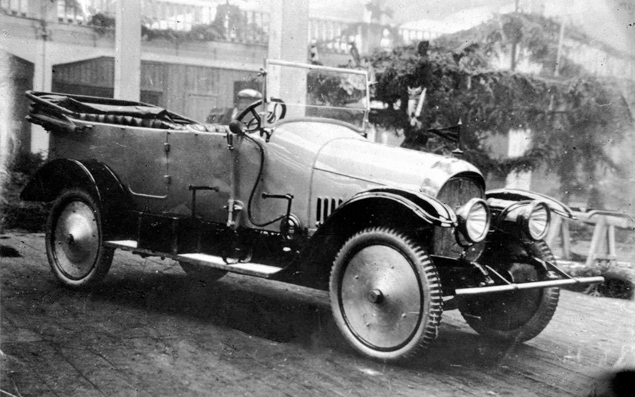 БТАЗ-1(Бронетанковый Автомобильный завод) или Промбронь-С