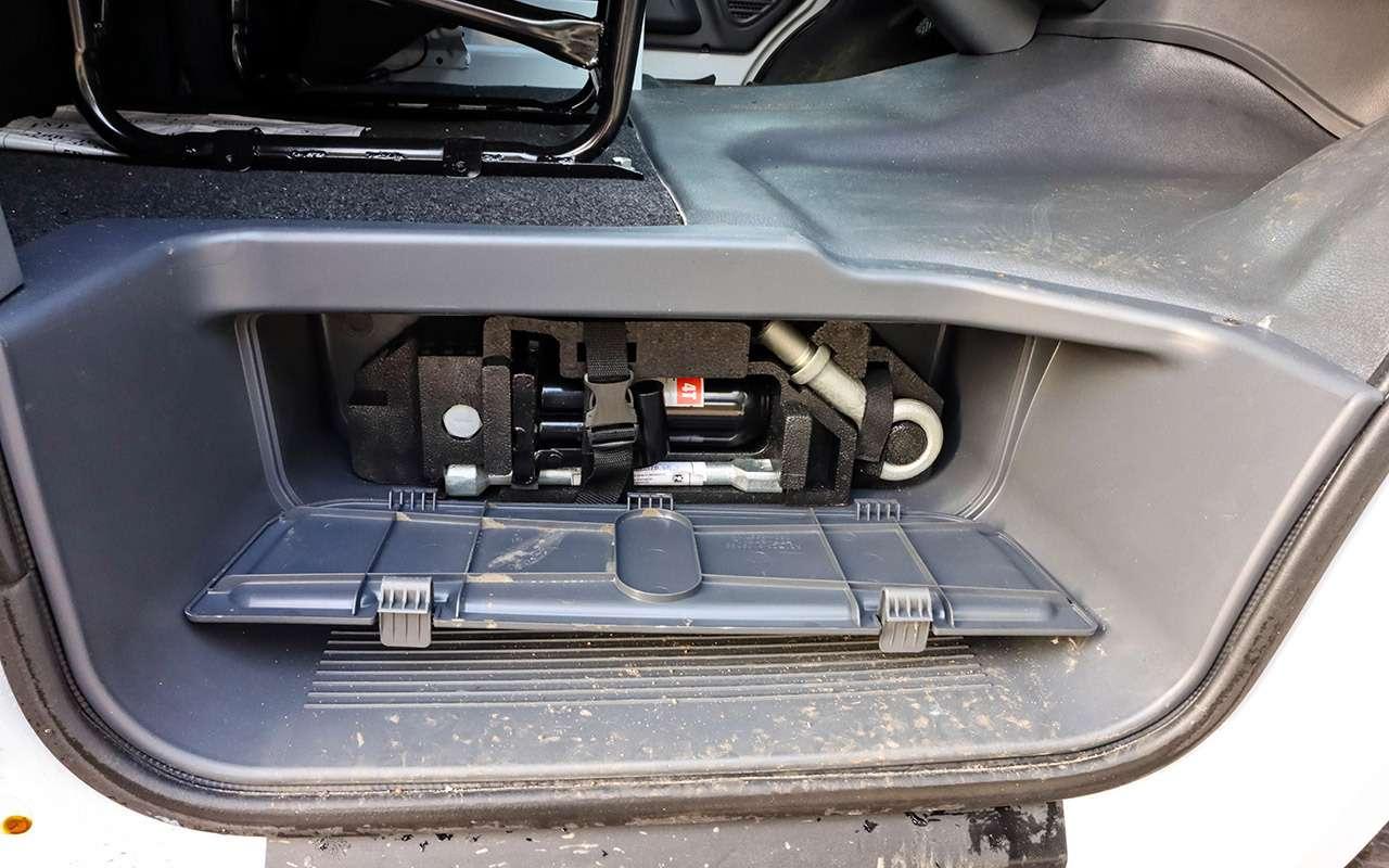 Самая тяжелая ГАЗель Next, новая версия— подробный тест— фото 1060395