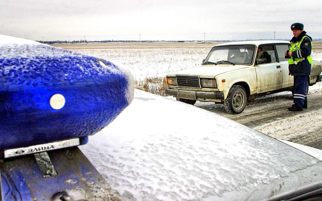 Что показать инспектору, «паркинг» насветофоре...— эксперты нафоруме ЗР— фото 838097