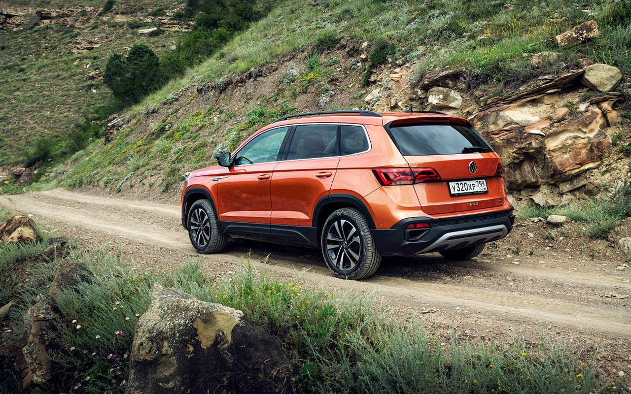 Начались продажи нового Volkswagen Taos— цены— фото 1267488
