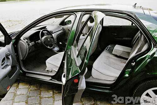 Renault Laguna. Прекрасная француженка.— фото 26344