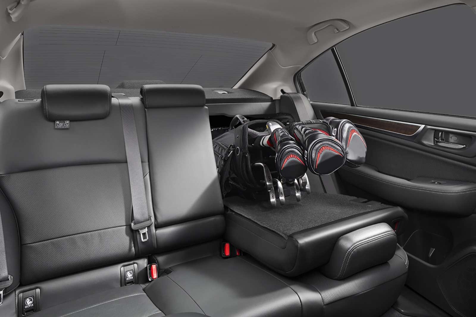 Возвращение Subaru Legacy вРоссию: первые подробности— фото 849358