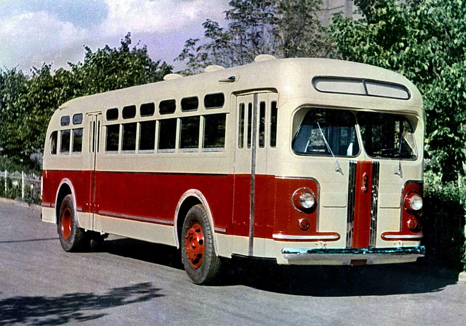 ЗИС-154, 1946г.