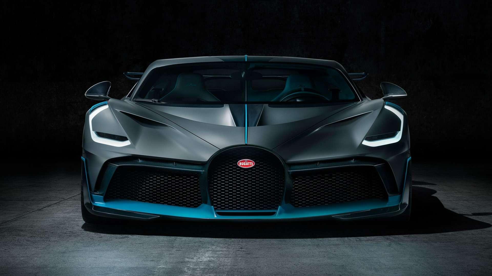 Bugatti Divo: настало время остановиться впогоне заскоростью имощностью?— фото 899085