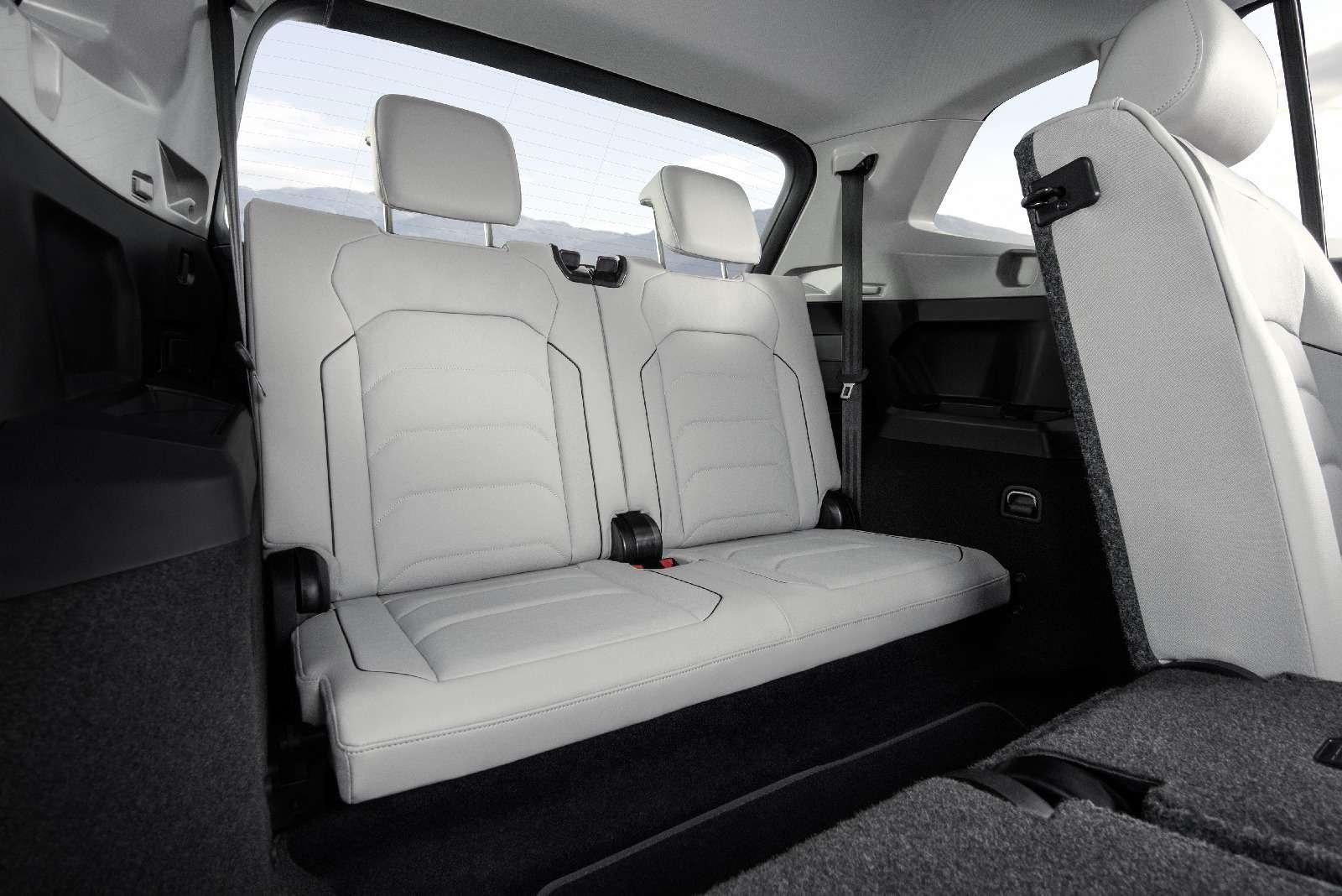 Volkswagen Tiguan Allspace: наконец-то без DSG!— фото 690138