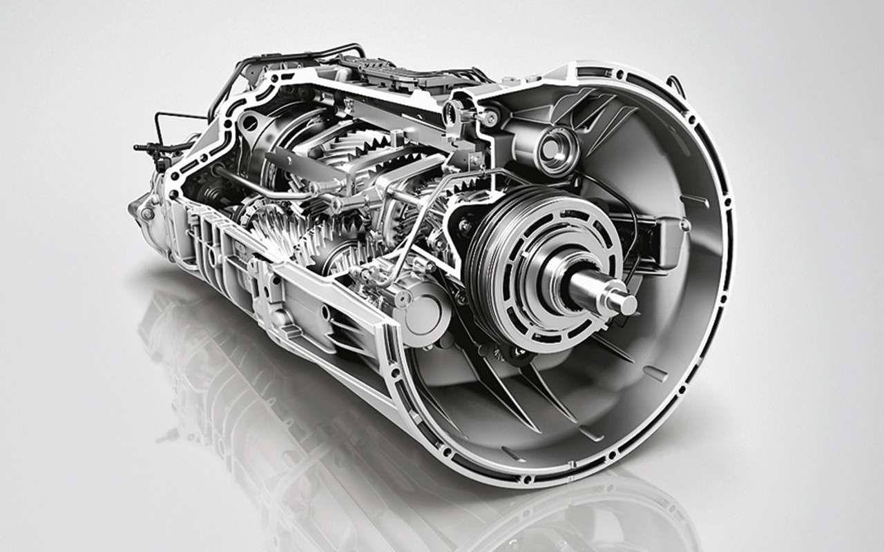 Mercedes Arocs российской сборки— детальный обзор— фото 1279128