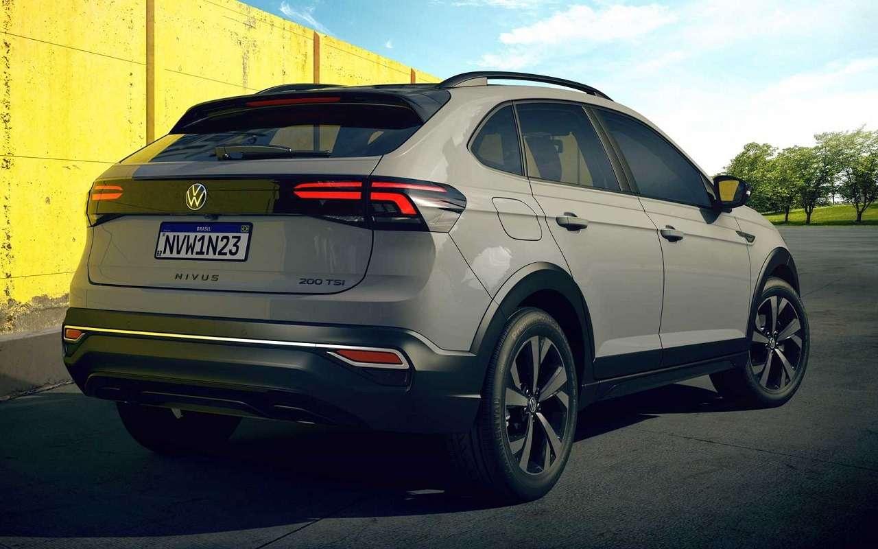 Volkswagen Nivus представлен официально. Ждать ли его вРоссии?— фото 1136748