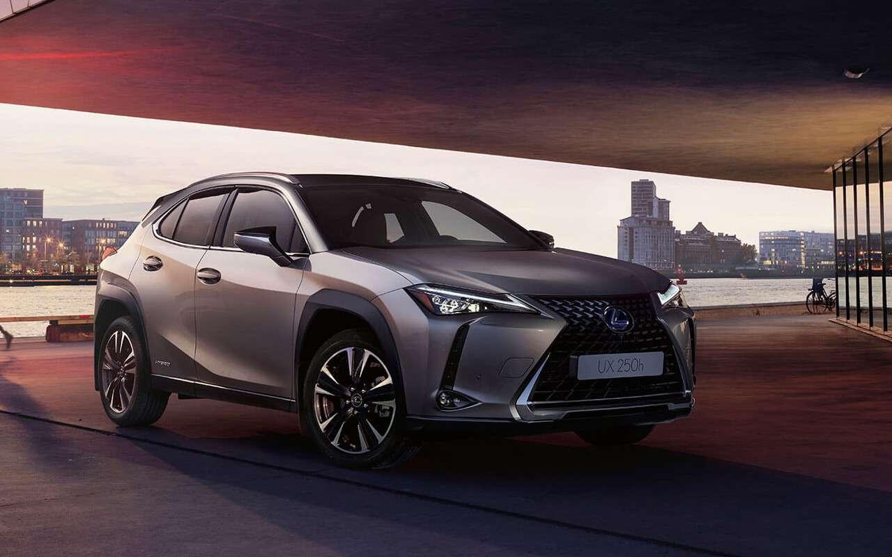 Lexus UXпоступил впродажу— фото 953426
