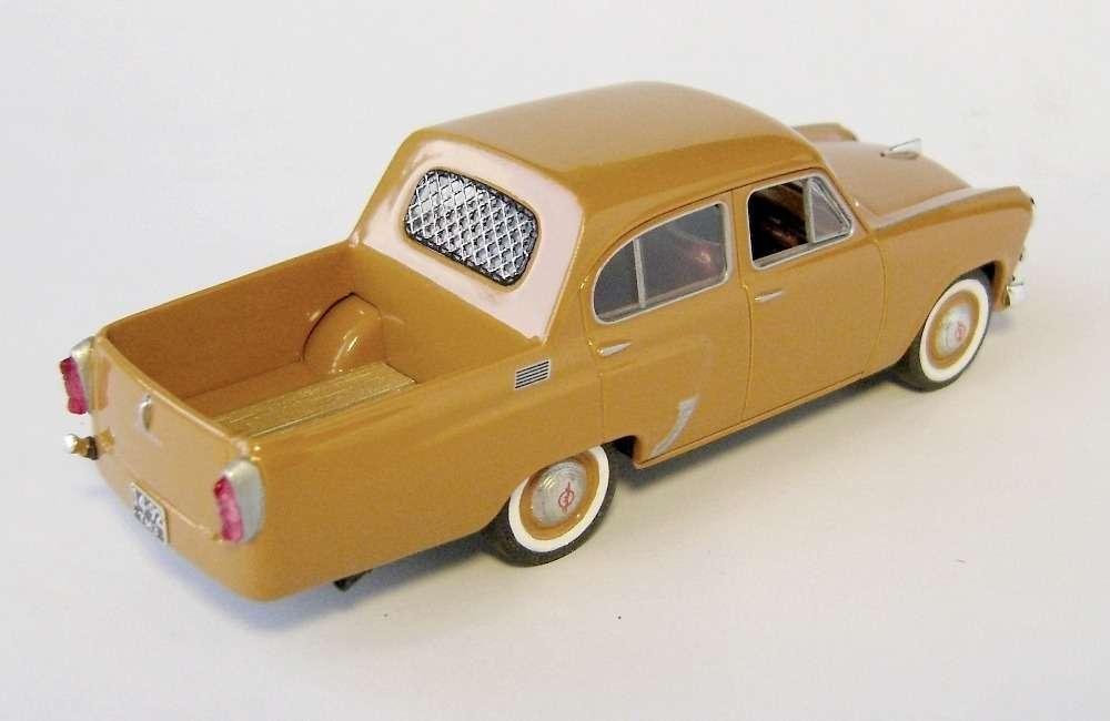 Альтернативная автоистория— невиданные модели СССР— фото 804098