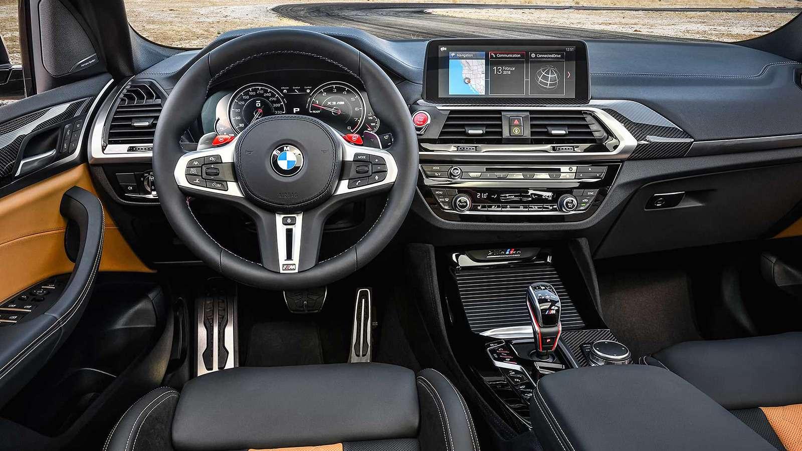 BMWрассекретила самые крутые версии кроссоверов X3и X4— фото 948699