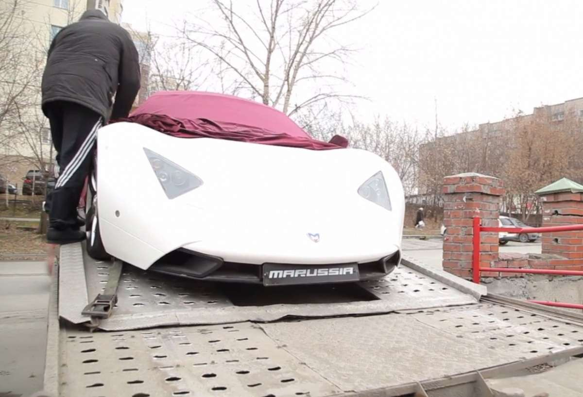 Сибиряк скупил все суперкары Marussia: онхочет возродить бренд— фото 816168