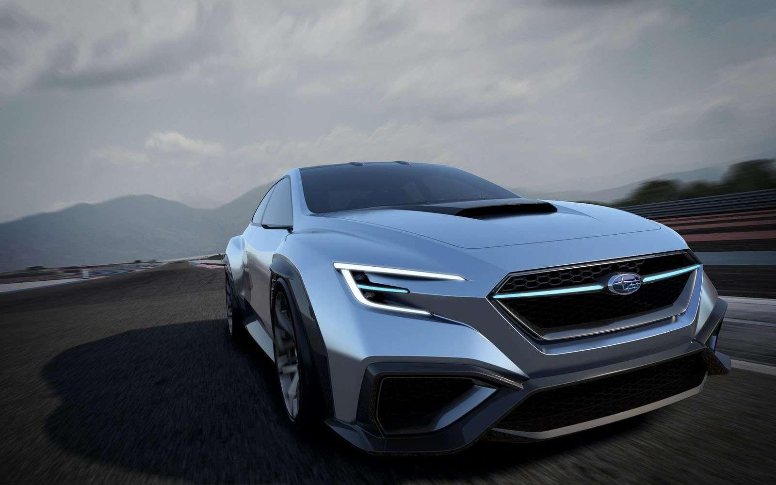 Subaru сохранит легенду: первые подробности обудущем WRX— фото 827645