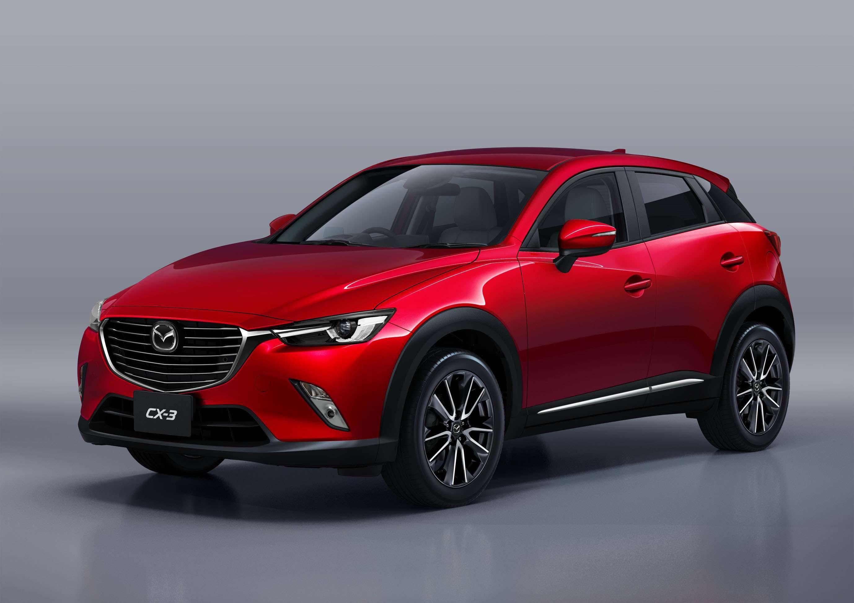 Японские штучки: Mazda CX-3и Demio срочно обновились— фото 650006