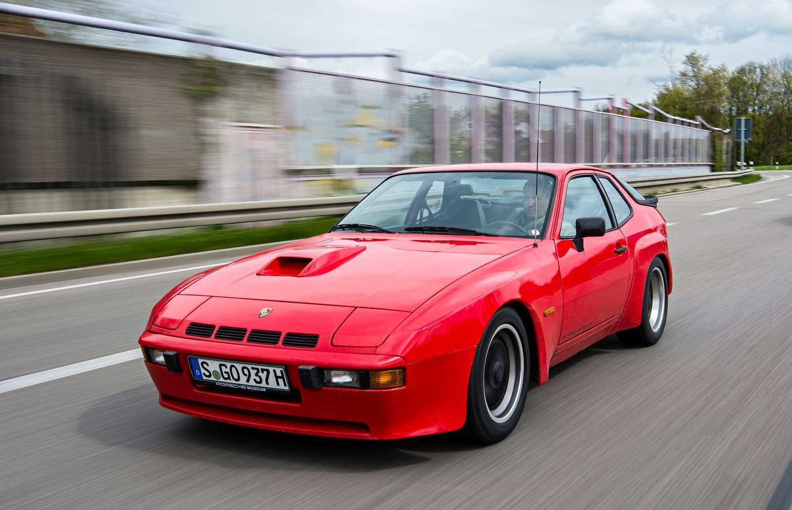 Глубокий TRANSaxle: отмечаем 40-летие Porsche классической компоновки— фото 605437