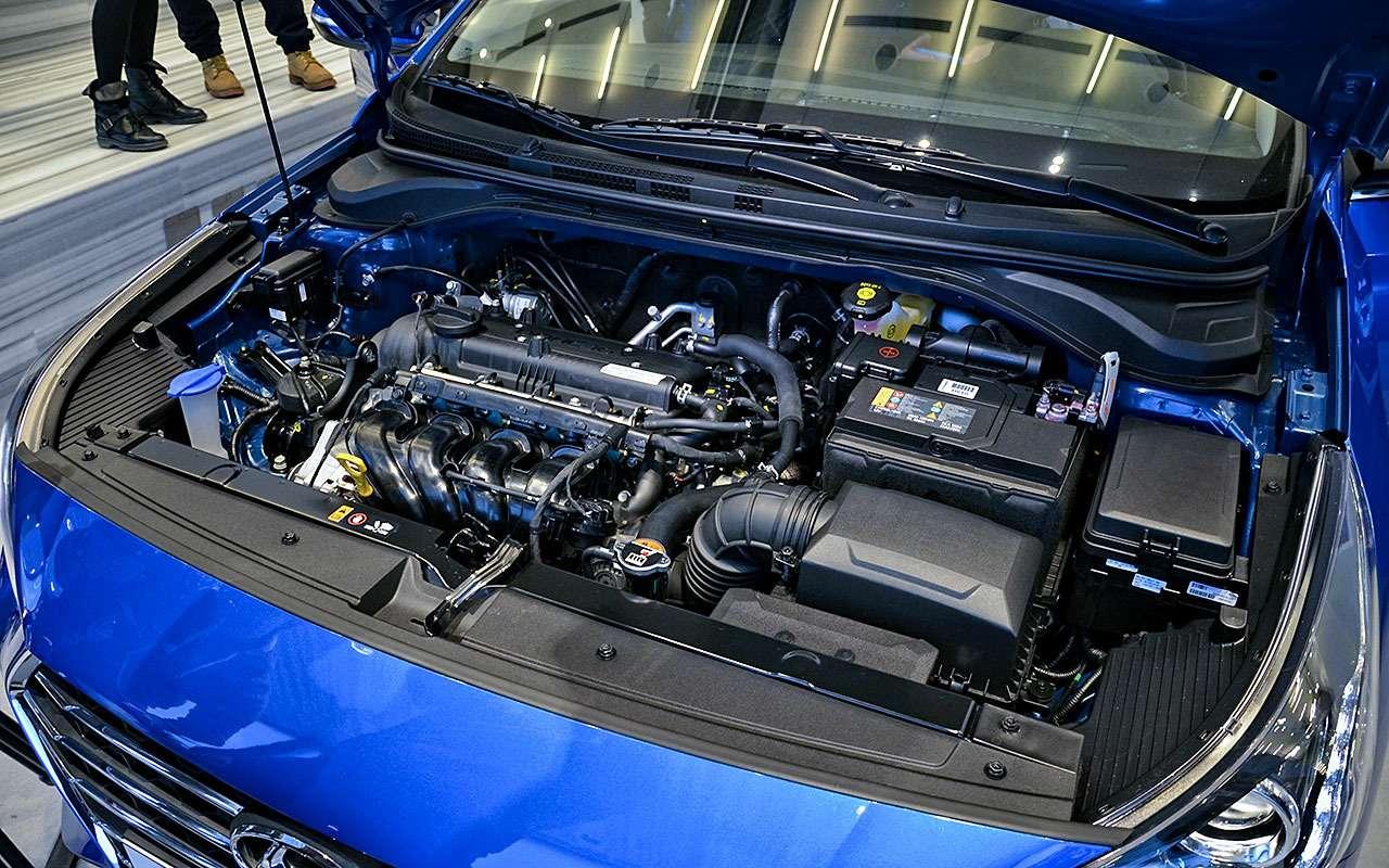 Hyundai Solaris второго поколения вышел изтени— фото 703596