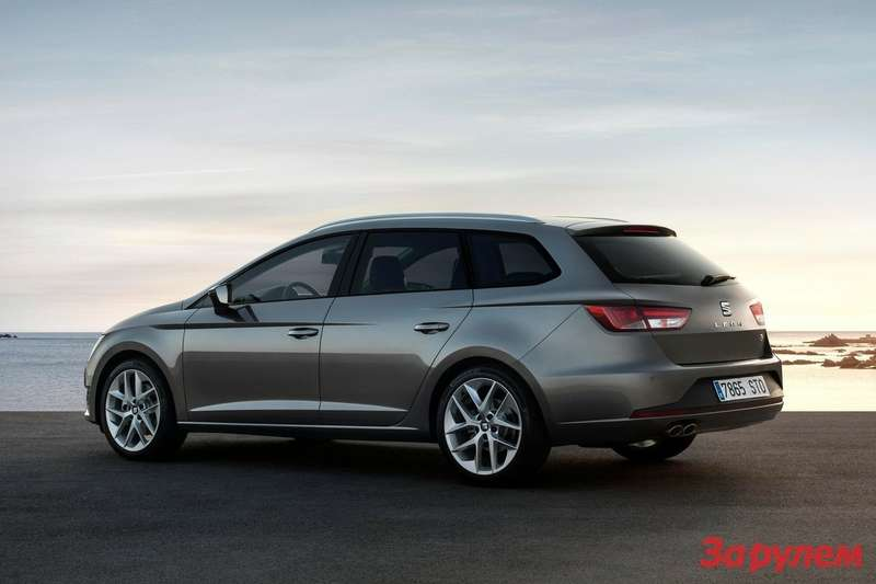 Seat Leon ST 2014 1600x1200 wallpaper 06