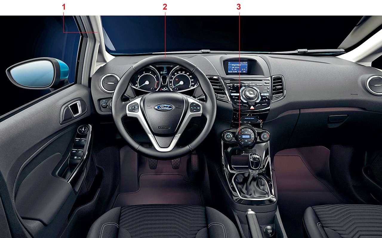 Ford Fiesta: полный список неисправностей— фото 941944