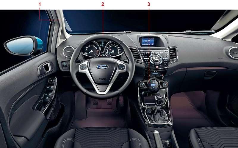 Ford Fiesta: полный список неисправностей