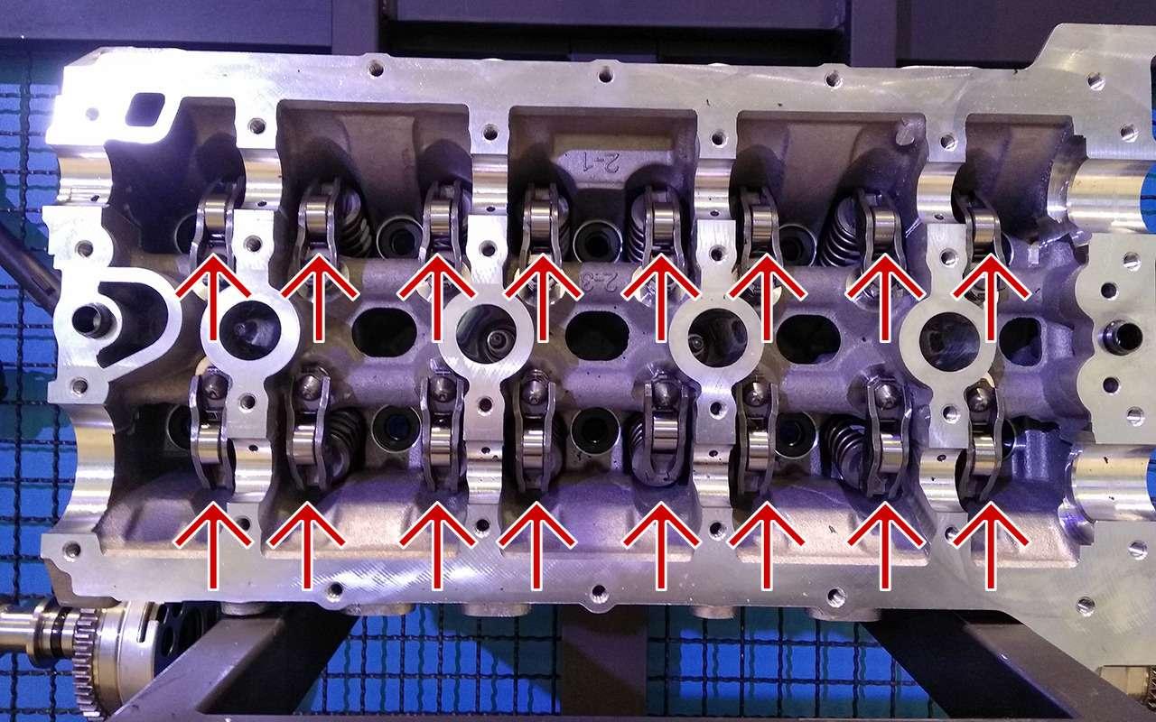 Двигатель ВАЗа 1.8 против китайского 1.8— экспертиза «Зарулем»— фото 968567