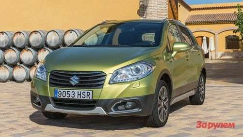 28 SX4 S CROSS Still