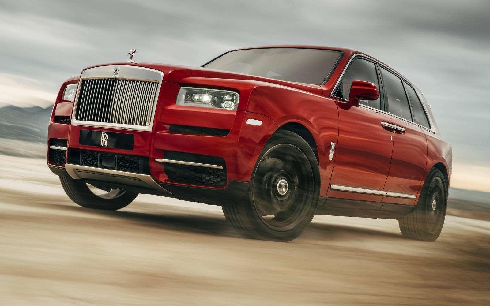 Назван самый крутой новый SUV вРоссии— фото 960995