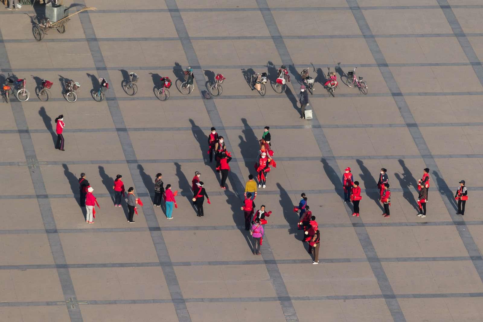 Каксобирают кроссоверы вКитае— фото 750312