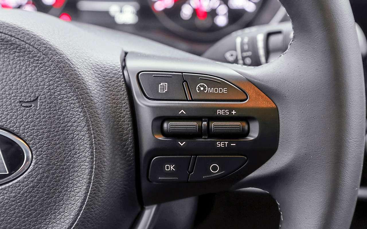 KiaRio X— тест последнего (почти) хэтчбека вВ‑классе— фото 1211298