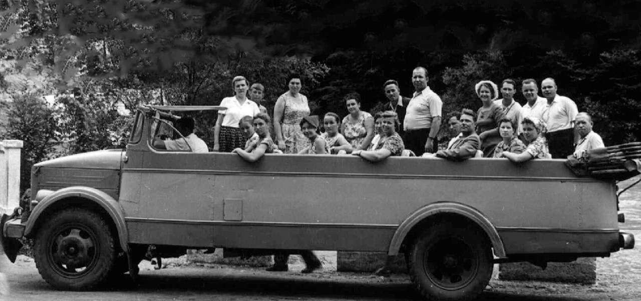 Самый популярный грузовик СССР— такого ГАЗ-51вы невидели— фото 961769