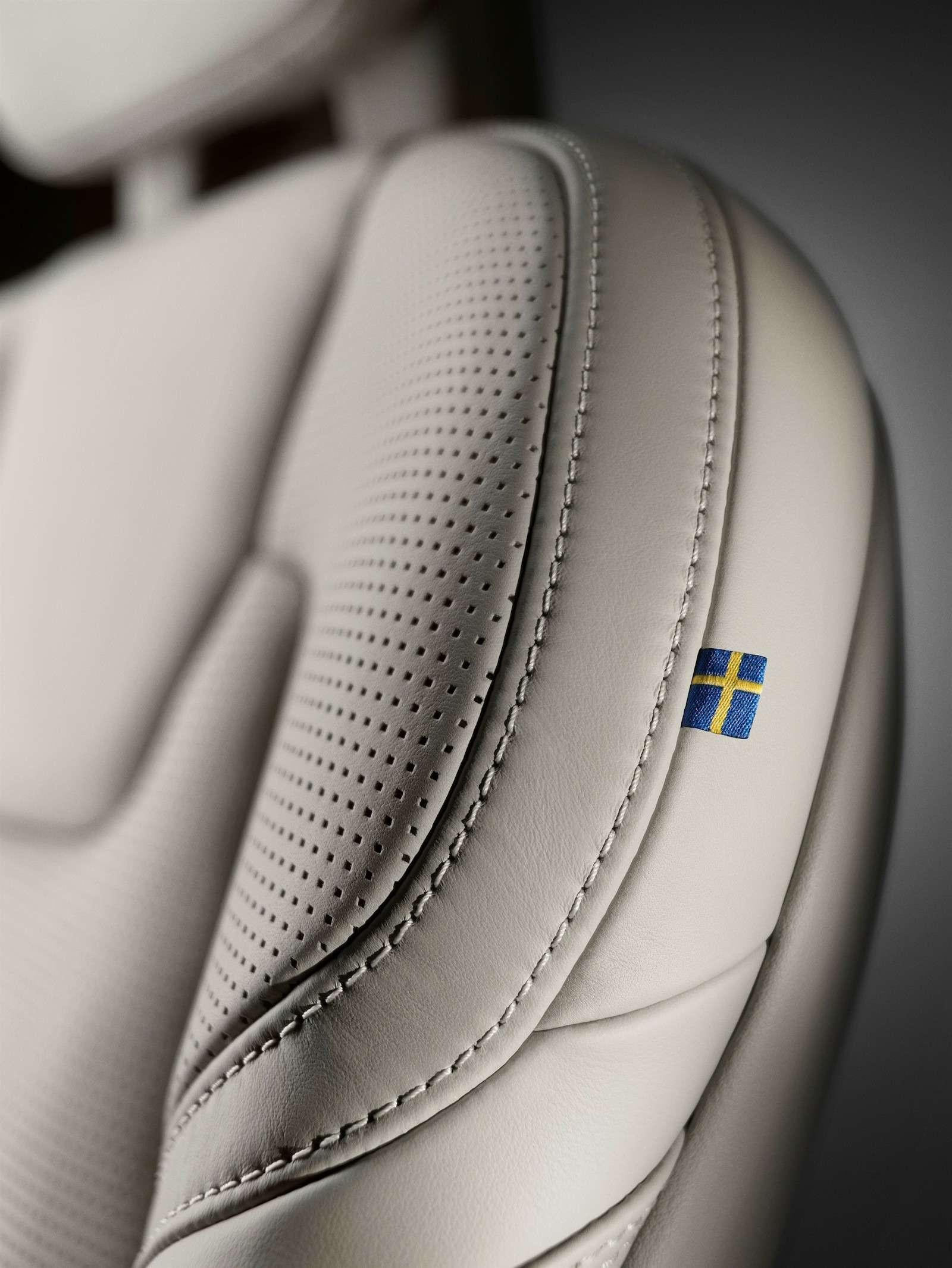 Новый Volvo S90 представили доММАС-2016— фото 621623