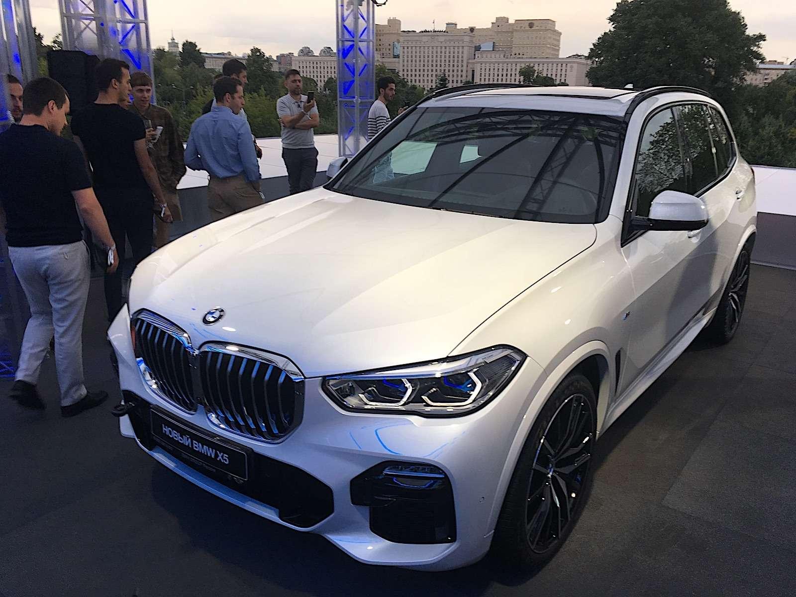 Абсолютно новый BMW X5всплыл вМоскве. Задолго доофициальной премьеры!— фото 889841