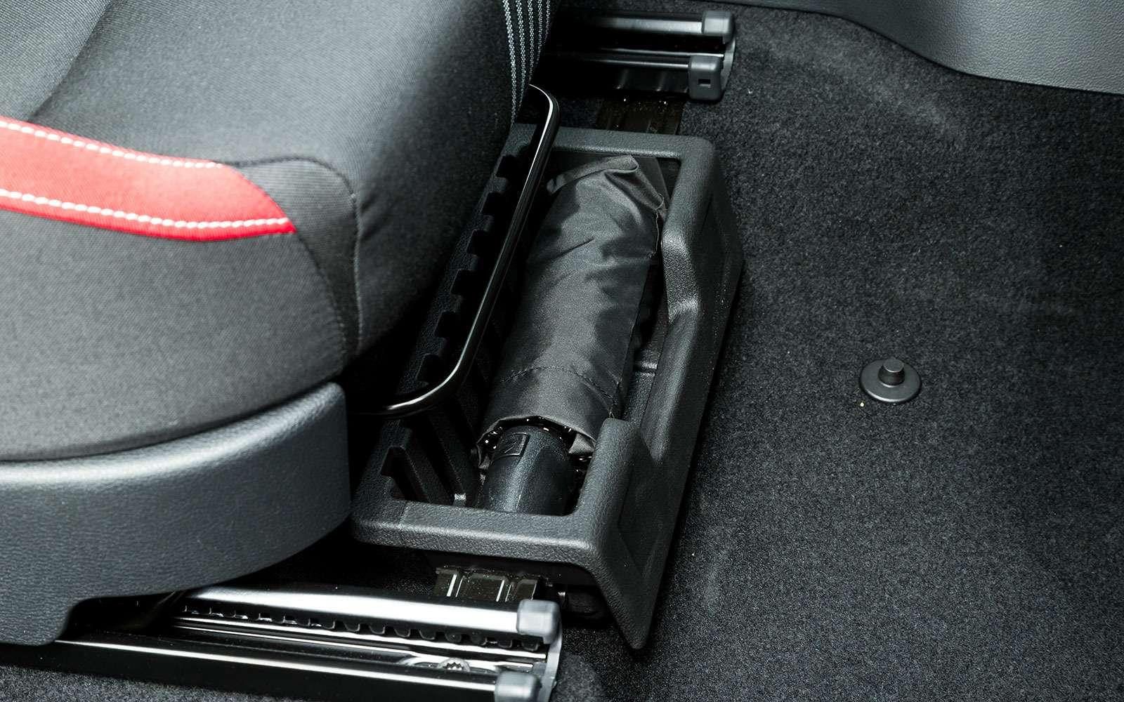 Смартфон, зонт ипрочие орудия убийства ввашем автомобиле— фото 775280