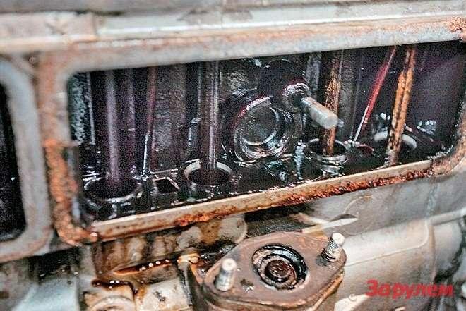 Прерыватель-распределитель навпрысковые моторы УМЗ не устанавливают