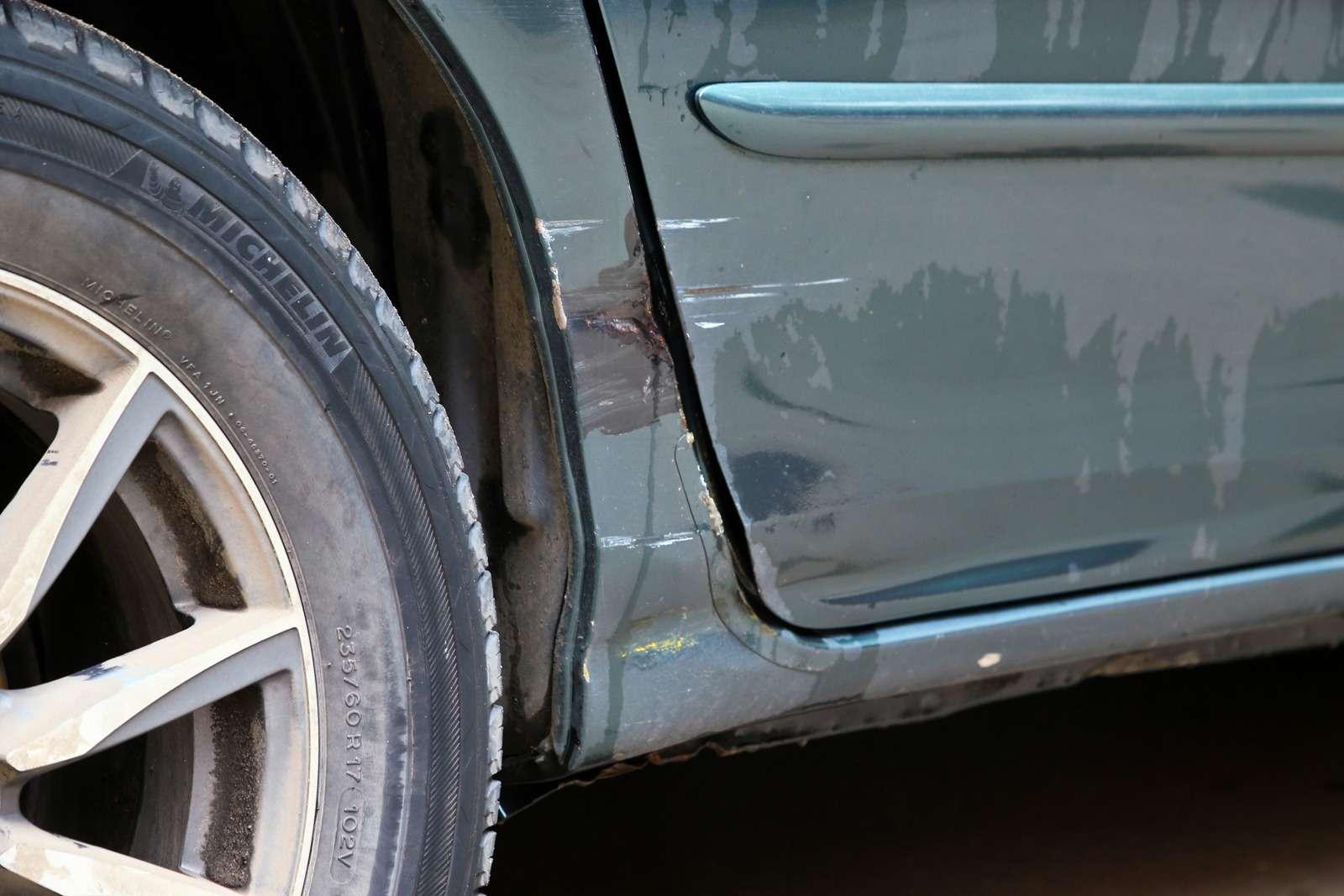 Технологии локального кузовного ремонта: ловкость рук— фото 612156