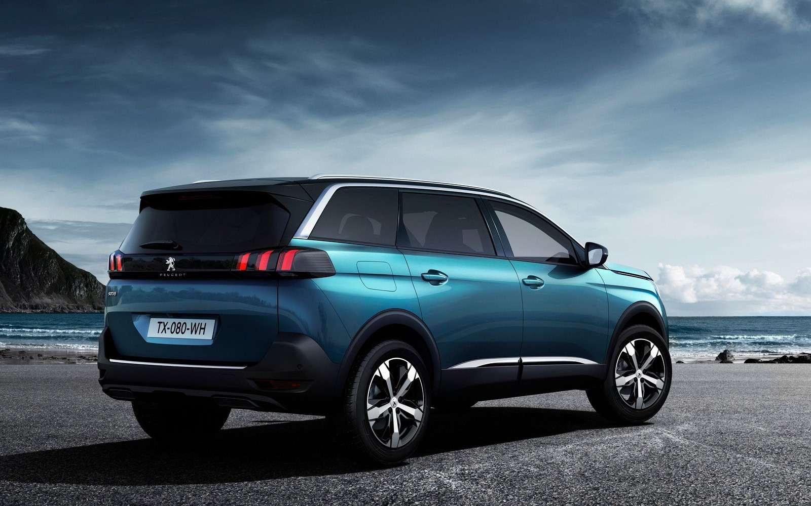 Peugeot привезет вРоссию большой кроссовер. Осталось узнать цены— фото 821998