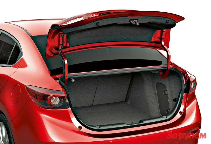 Mazda3 2013 detail 10